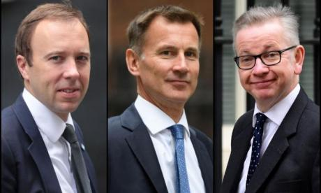 Candidates trying to show 'superpower' in bid to be new Tory leader