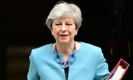 Theresa May to join talks allocating top EU jobs on final trip as PM
